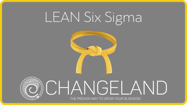 LMS Online: Lean Six Sigma Yellow Belt